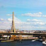 進行檢修 波士頓 Zakim大橋夜間封閉