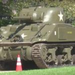 頻吃罰單 豪宅區坦克移走了