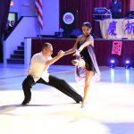 雙十國標舞觀摩 高手獻藝