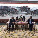 李孟賢訪貴州 探討直航可能性