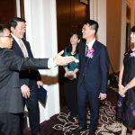 雙十國慶酒會 政要僑胞祝賀