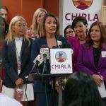 波洛西訪洛 籲選民出聲挺DACA
