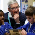 蘋果庫克:學外語 不如學電腦語言