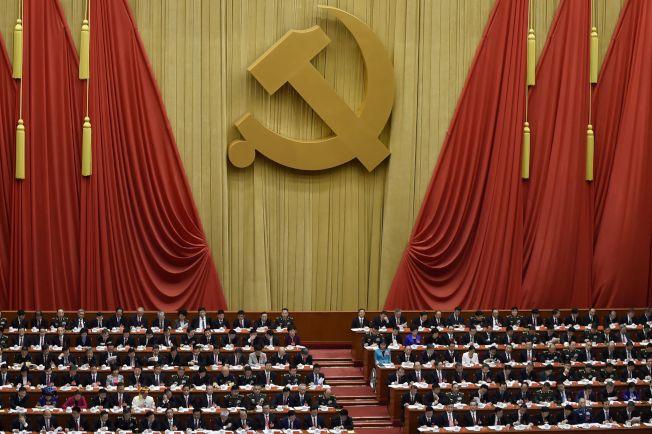 中共19大即將在24日閉幕,眾所矚目的政治局常委名單即將公布。(路透)