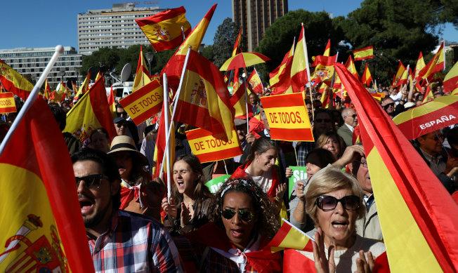 西班牙若下重手 獨派恐成多數