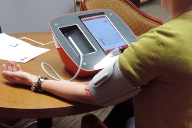 根據新的「高血壓」定義,收縮壓達到130毫米汞柱(mmHg)、舒張壓達到80毫米汞柱,就已經符合高血壓的標準。(取自美國心臟協會)