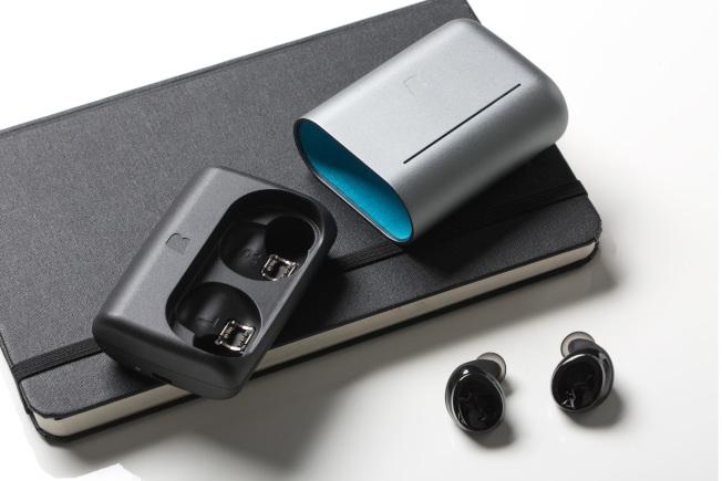 The Dash Pro人工智慧全能真無線耳機。(圖:賦信無線科技提供)