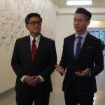 羅達倫: 支持江俊輝參選加州州長