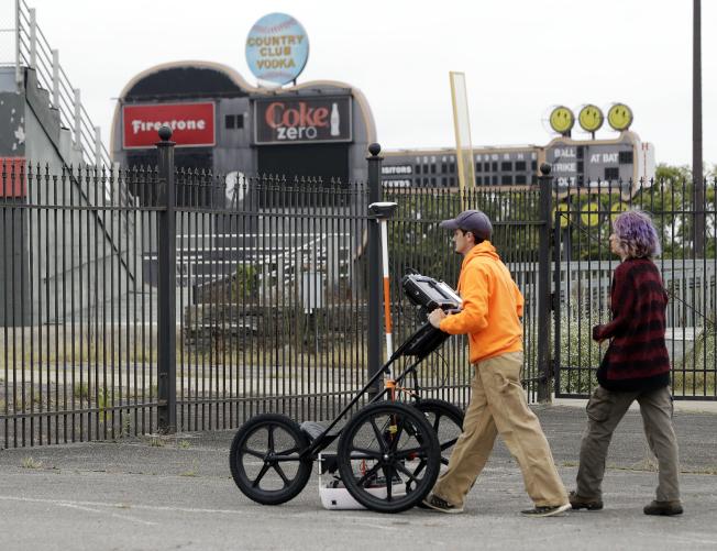 田納西州納許維爾房屋需求量大,當地市府計畫拆除一座球場來蓋房子。(美聯社)
