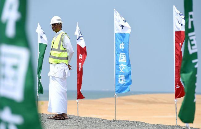 中國融資14億美元在斯里蘭卡進行大規模開發。(Getty Images)