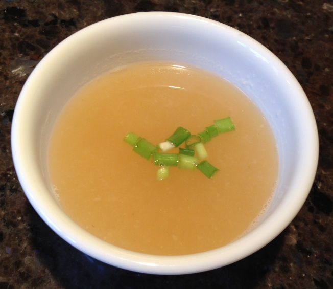 簡易洋蔥湯