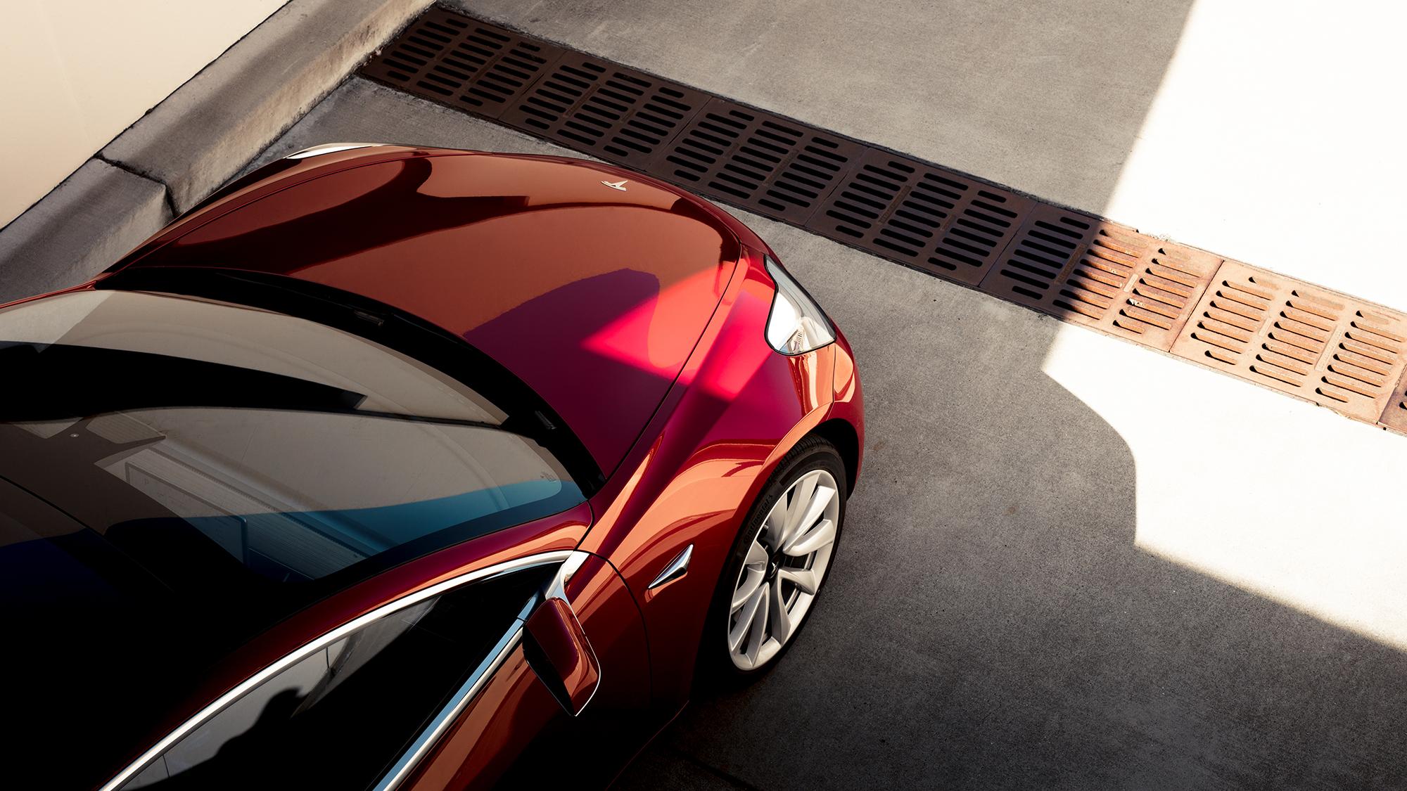 Model 3:結合實質工業設計和整體視覺形象的完美呈現(圖/網照)