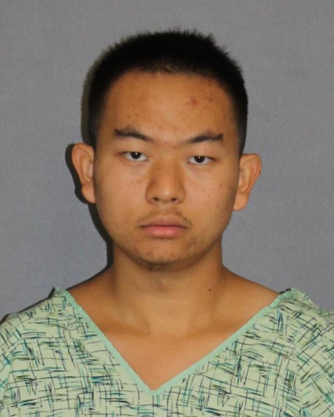 20歲華裔青年男子姬祥。(本報檔案照)