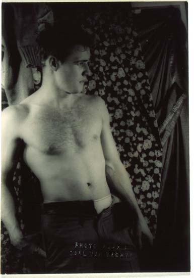 「慾望街車」飾演男主角的演員馬龍‧白蘭度(Marlon Brando)。(WikiCommons)