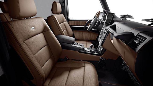 座艙內搭載了Nappa皮革與Harman Kardon高級音響系統。(Mercedes-Benz提供)