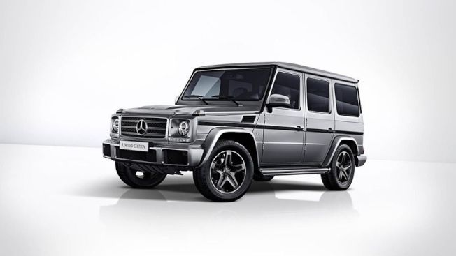 在新世代G-Class上市之前,Mercedes-Benz特別推出限量的最終車款提供買家們收藏。(Mercedes-Benz提供)