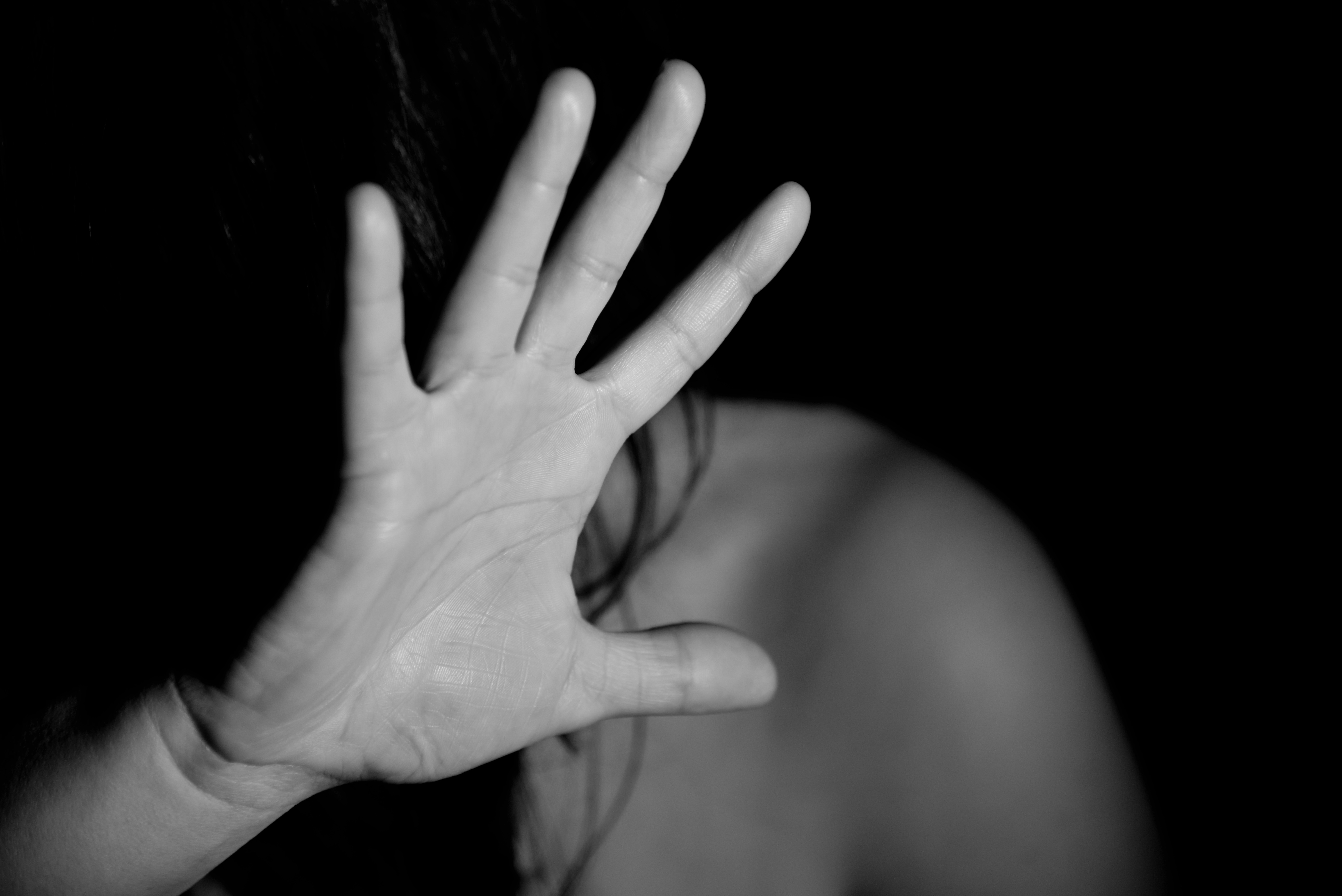 家暴在美國是一個普遍現象。(Pexels.com)