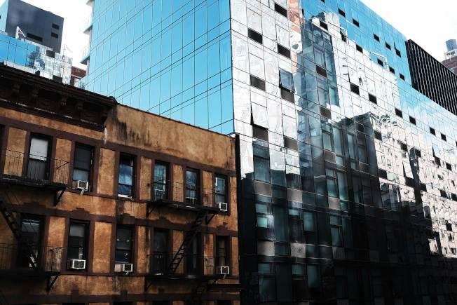 紐約市新建大樓的價格高不可攀,舊大樓的價格也不親民。(Getty Images)
