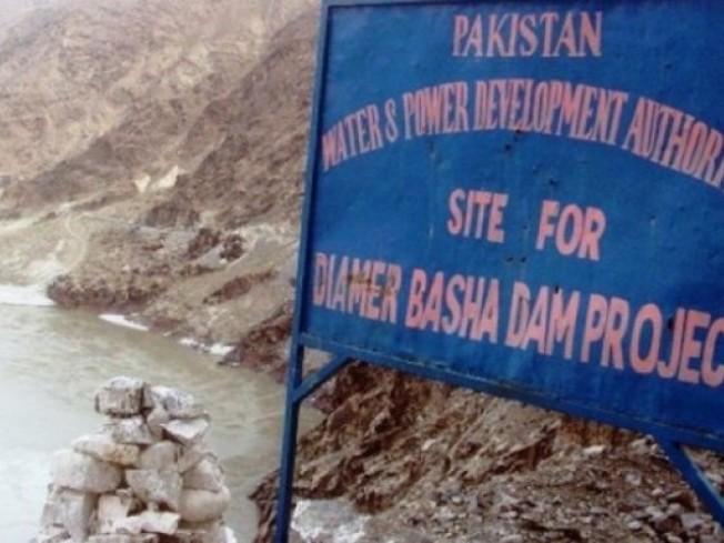 巴基斯坦拒絕中國對迪阿莫-巴沙大壩工程的資助。(取自網路)