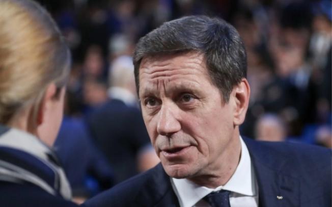 俄羅斯奧林匹克委員會主席朱可夫。(Getty Images)