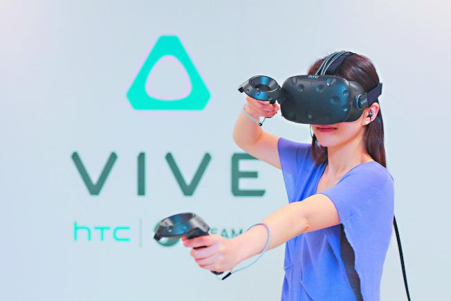 宏達電攜手諾貝爾獎,將科學新發現打造VR新體驗。(圖:宏達電提供)