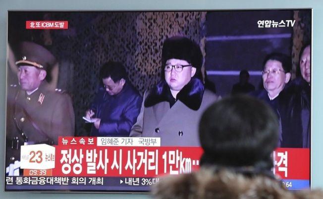 日媒報導,美國將本月18日前後對金正恩進行「斬首行動」。 圖/美聯社資料照片