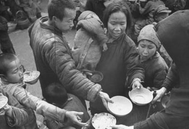 大饑荒時期出生中國人 中年後易失憶
