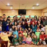 長青中文學校年終聚餐