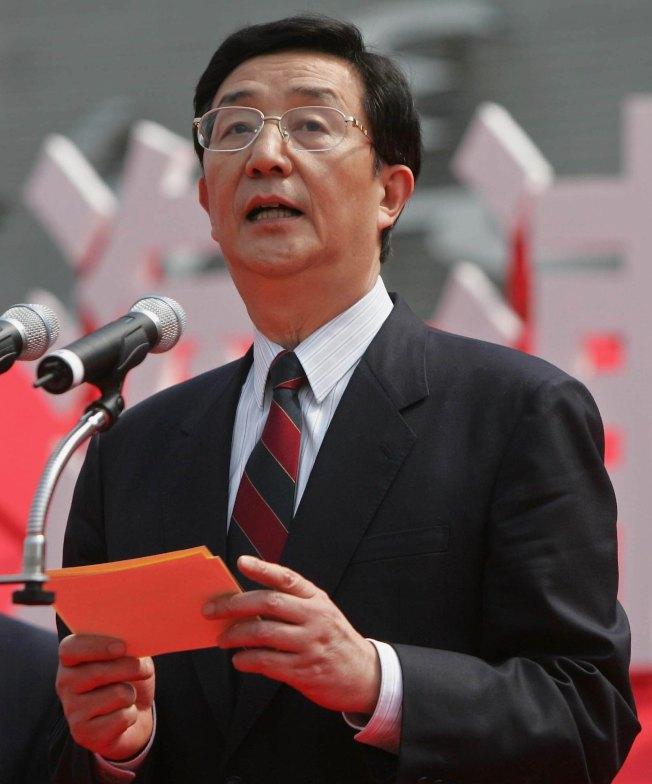 前上海市書記陳良宇獄中生活被曝光。(Getty Images)