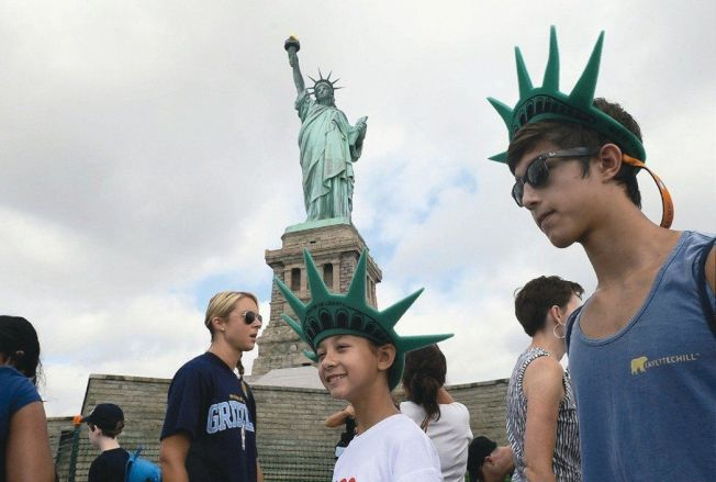 聖誕新年假期,時代雜誌列出全球10大旅遊地。圖為紐約。新華社