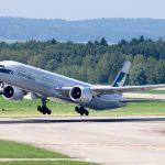 國泰航空明年香港直飛華盛頓 旅程僅17小時