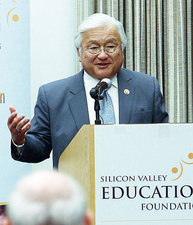 本田會不會競選聖荷西市長?(本報檔案照)