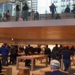 芝城蘋果「減價電池」賣光 預約要等2周