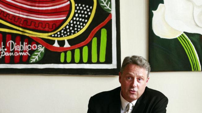 美國駐巴拿馬大使費里(John Feeley)由於與川普政府意見相左,已證實請辭。(美聯社)
