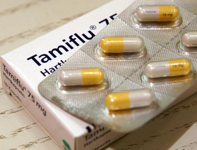 德州一名六歲女童在服下流感藥Tamiflu後,大腦出現嚴重副作用。(美聯社)