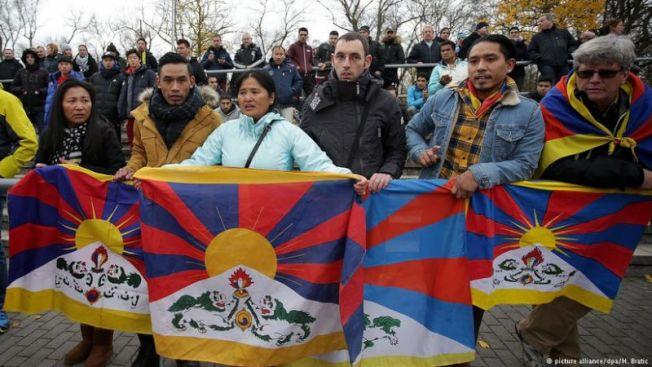 反制北京,美国务院将支持落实「西藏旅行对等法」。取材自德国之声