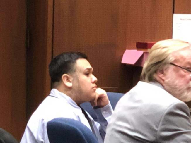 南加大最后一名凶嫌Ochoa被判有罪。 (法庭照片)