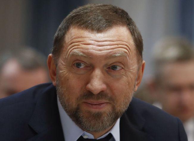 俄罗斯亿万富豪欧柏嘉(Oleg Deripaska)。路透