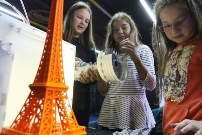引领一时风潮的3D列印技术,即将在2019迈入主流。 (新华社)