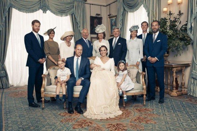 英国王室将在明年春季新添成员。 (美联社)