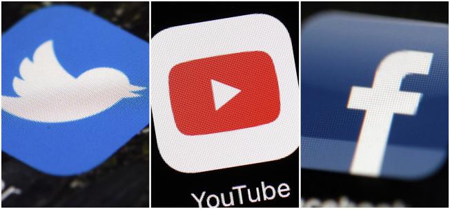 推特、YouTube和脸书努力删除纽西兰滥射影片,但网路仍有许多观看连结,无法根除。美联社