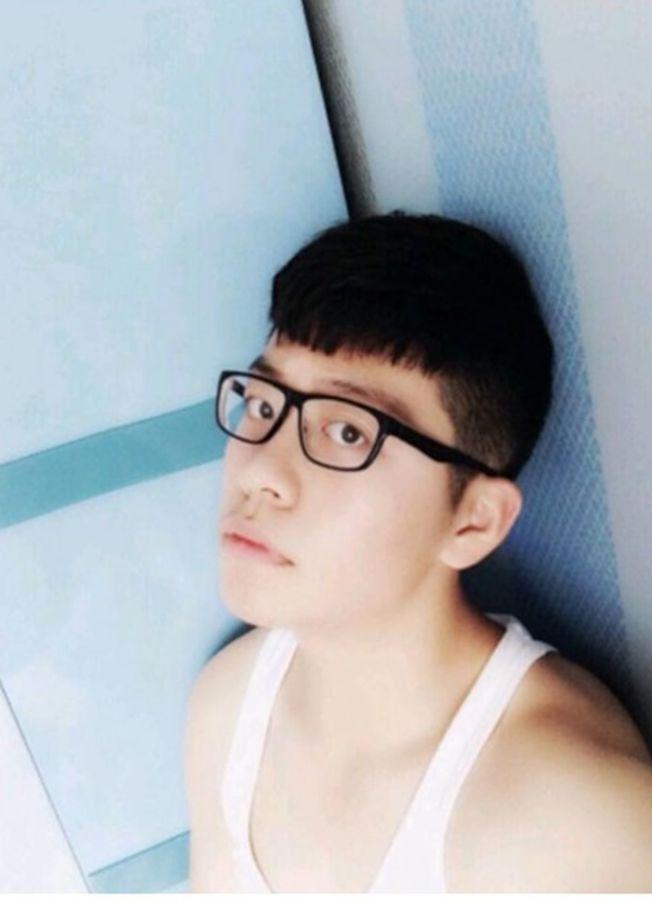 陆万祯被绑架,之后跳车逃脱获救。 (取材自微博)