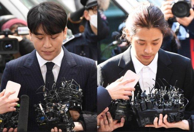 郑俊英听从胜利建议换掉手机。图/摘自首尔经济