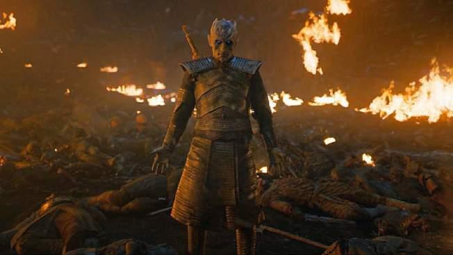 「冰与火之歌:权力游戏」最终季场面浩大无与伦比,不少观众却吝于好评。 (HBO)