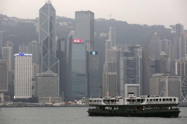 Pacific Bravo若驶经香港甚至靠岸,可能引发美国对港制裁。图为香港维多利亚港。 (路透资料照片)