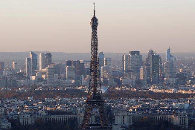 「巴黎作为催生《巴黎协定》的气候之都,应成为各大国际城市的环保先锋。」伊达戈表示,除了为巴黎奥运作准备,绿化环保也是计画目标。 (路透资料照片)
