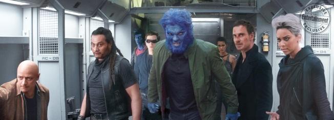 X战警在经历十多年的故事后终于告一段落,未来将被收回漫威宇宙。 (图:福斯提供)