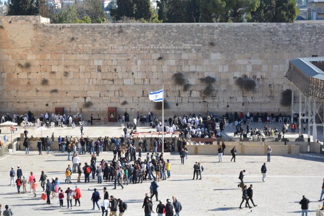 哭牆被猶太人視作最為神聖的地方。(路透)