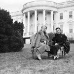 1943年2月25日:中美第一夫人相見歡