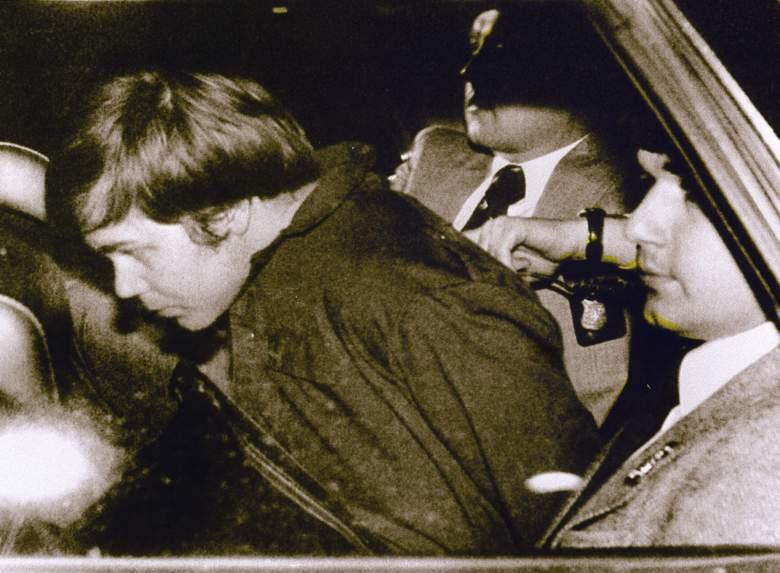 槍手John Hinckley, Jr. 當場被捕。(Getty Images)